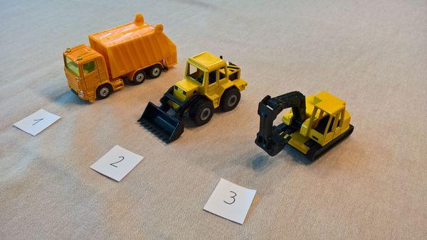 SIKU Modellfahrzeuge Spielzeugautos