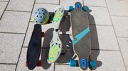 Skateboard Waveboard