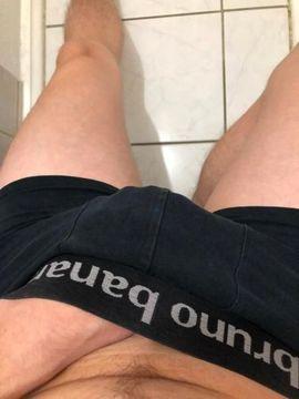 Fetischartikel, Getragene Wäsche - Getragene Boxershorts vom 21 jährigen