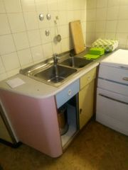 Retro Küche aus den 60er