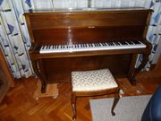Klavier IBACH PIANINO Chippendale 1958