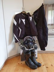 Motorradbekleidung Dainese Neu und ungetragen