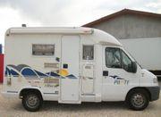 Suche kleineres Wohnmobil bis maximal