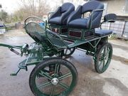 Kutsche Fahrschulwagen