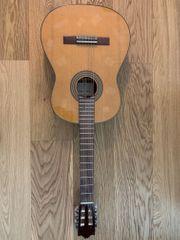 Gitarre Salvadore Ibanez GA5-14-01