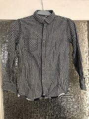 Wendehemd Langarmhemd von beiden Seiten