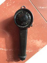 Stopuhr antik von Röntgengerät 50