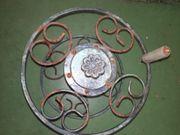 Gartenschlauchrolle vom old Park Brunnen