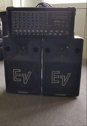 REBEL KPM800 Mischer Electro-Voice EV