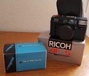 Kamera RICOH AF-5 Tele Wide