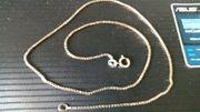 Halskette 333 Gold Gesamtlänge 39