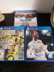 3x PS4 Spiele - TOP