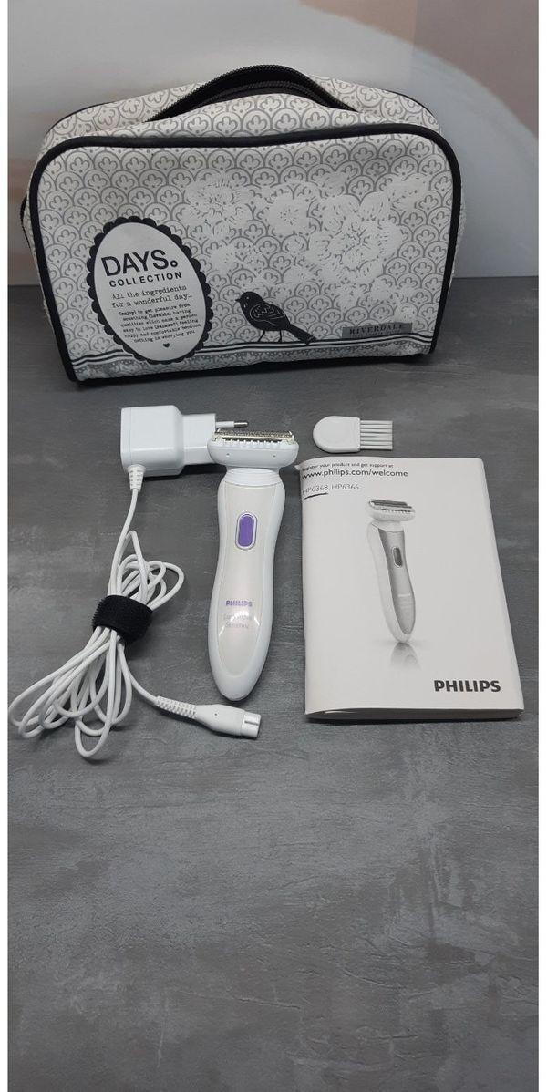 Ladyshaver von Philips Neu Garantie