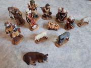 12 Krippenfiguren