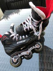 Bauer Kinder Inline Skates Rollhockey