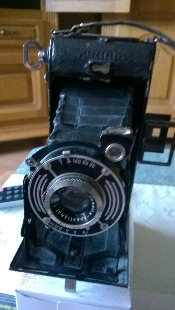 Fotoapparat von ca 1930