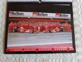 Kalender Michael Schumacher Ferrari Formel: Kleinanzeigen aus Hamburg Eidelstedt - Rubrik Fanartikel