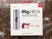 IK MULTIMEDIA - IRIG HD-A ANDROID