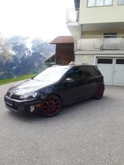 VW Golf 6 GTI US