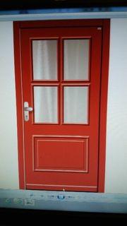 Haustüren aus Aluminium und Holz
