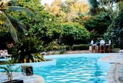 Pool s und Schwimmbäder Herbst