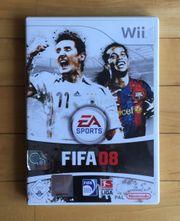 Original Nintendo Wii Spiel FIFA
