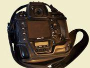 Nikon D3 Professionelle digitale Spiegelreflexkamera