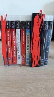 VERKAUFE PS3-Spiele KEINE PAYPAL ZAHLUNG