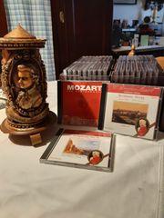 Mozart CD-Set 40 Stück und