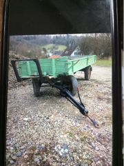 2-Achs Kipper Traktor 3 6to