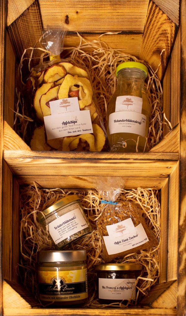 Geschenkkorb Geschenkbox Schlemmerbox Feinkost in