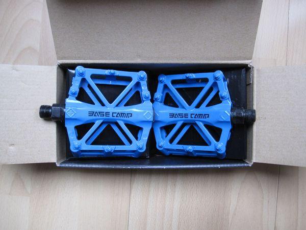 ease camp Alu flatform pedals