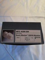 Busch-Jaeger-Wächter 220 III Allwetter 6872