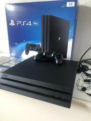 Playstation 4 Pro mit 1