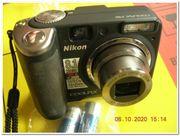 Nikon coolpix P50 top Zustand