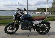 Verkaufe SuperSoco TC Elektromoped bis