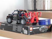 Lego Technik 9395 Pickup-Abschlepp