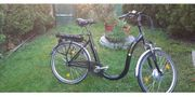 Elektrofahrrad E- Bike Tiefeinsteiger 28