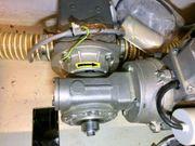 Getriebemotor 0 25 kW Industrieausführung