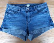 Jeans - Shorts in diversen Farben