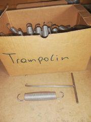 Federn für Trampolin