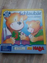 Schlaubär-Zahlen Lern Spiel von Haba
