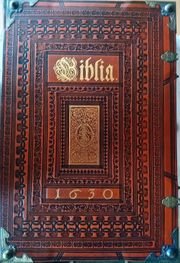 Eine Bibel Reproduktion Limitierte Auflage
