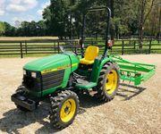 2001 John Deere Allrad Traktor
