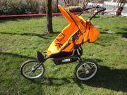Joggster TFK Kinderwagen mit Babyschale