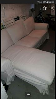 Ikea Ektorp Couch Neuwertig