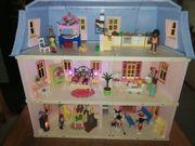 Playmobil Puppenhaus mit Ausstattung