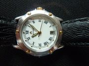Uhr 750 Gold 18K Maurice