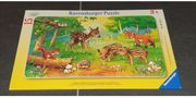 Ravensburger Puzzle 06376 Tierkinder des