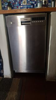 Unterbau Spülmaschine schmal